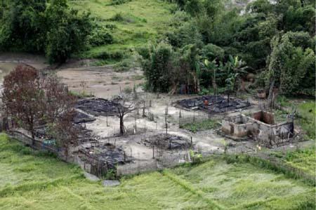 রয়টার্সের রিপোর্ট মিয়ানমারে সামরিক অভিযান বন্ধের প্রস্তাব পাস জাতিসংঘে